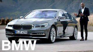 2018 BMW 7-Series Super Luxury Cars