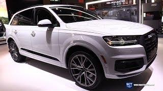 2019 Audi Q7 - Exterior and Interior Walkaround - 2019 New York Auto Show