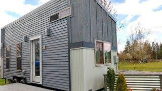 Luxury Second Trailer Tiny House by Trailermade Trailers