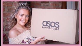 WHAT I BOUGHT IN THE ASOS SALE!! | AD | EmmasRectangle
