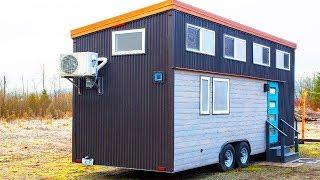 Beautiful Luxury Seattle Tiny Homes Alki Enhanced 2018 model for Sale