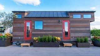 Absolutely Beautiful NEW Luxury Tiny Home For Sale in Texas