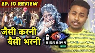 Celebs Turn Violent And Torture Jodis To Extreme | Luxury Budget Task | Bigg Boss 12 Ep. 10 Review