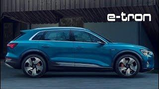 2019 Audi e-tron - Luxury electric SUV