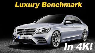 2018 Mercedes Benz S550 Review and Comparison