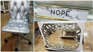 SHOP WITH ME: HOMEGOODS |SUPER GIRLY GLAM | SPRING LUXURY HOME DECOR FINDS & IDEAS | APRIL 2018