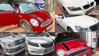 Luxury Cars Market | Premiun Used Cars | Minicooper,BMW,Toyota,Mercedes,Honda | Fahad Munshi |