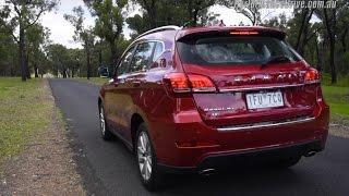 Haval H2 Lux (2WD) 0-100km/h & engine sound