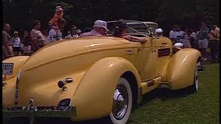 Classic Cars - Auburn Cord Duesenberg American Luxury and Pizzaz