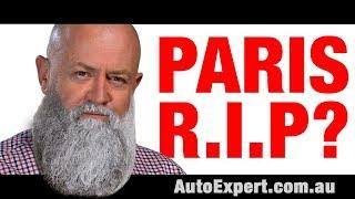 Is the Paris Motor Show dead? | Auto Expert John Cadogan
