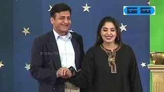 Nargis VS Sajjan Abbas Non Stop Comedy