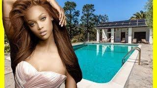 Tyra Banks Mansion Tour $9250000 Luxury Lifestyle 2018