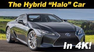 2018 Lexus LC 500h Hybrid Review and Comparison