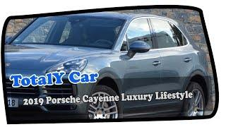 HOT NEWS!!!2019 Porsche Cayenne Luxury Lifestyle Price & Spec
