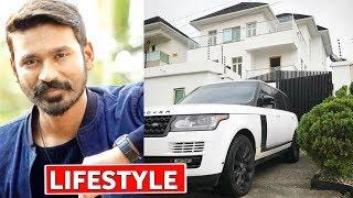 Dhanush Lifestyle, Income, House, Cars, Luxurious Lifestyle, Family, Biography & Net Worth