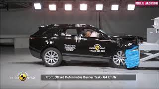 Top 10 LUXURY Cars CRASH TEST [ SLow Motion ] - safest cars on the road
