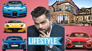 Virat Kohli Lifestyle 2018 ★ Car Collection★ Luxurious House ★