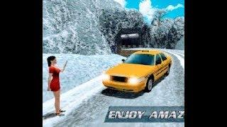 Taksici olmak!!! | Kaza Yaptım | Amazing Taxi Simulator