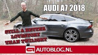 Audi A7 (C8) rijtest