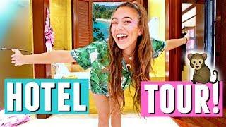 LUXURY COSTA RICA HOTEL TOUR!???????????????? Beach view & Trippin With Tarte!