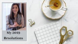 New Year's Resolutions| Non Luxury Related Goals Setting 年度目標 為自己驕傲