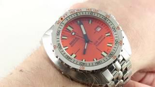 Doxa Sub 1500T Professional (VC50) Luxury Watch Review
