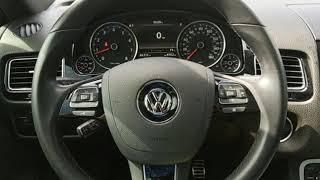 Used 2014 Volkswagen Touareg Dallas TX Garland, TX #V190115A