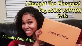 CHEAP Luxury!! LOUIS VUITTON Unboxing and Review| Louis Vuitton Favorite PM