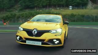 The new 2019 Renault Megane RS with Nico Hülkenberg - Car Videos Online