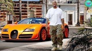 Kanye West Luxury Cars Collection 2018