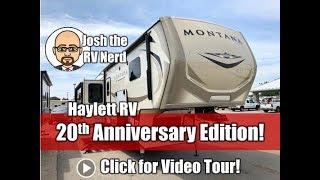 2019 Montana 3120RL 20th Anniversary Edition Luxury Fifth Wheel Highlights & Quick Overview