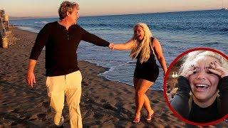 SURPRISING GIRLFRIEND WITH LUXURY VACATION!!