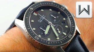 Blancpain Fifty Fathoms Bathyscaphe Chronograph (5200-1110-B52A) Luxury Watch Review