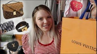 Louis Vuitton Unboxing & Luxury What I Got For Christmas! ????
