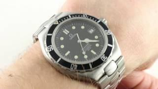Omega Seamaster 200m 368.10.41 Luxury Watch Review
