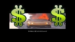 Çok pahalı SÜPERSPORT lüks araba kazaları