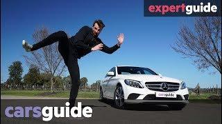 Mercedes-Benz C-Class 2019 review