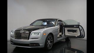 2018 Rolls-Royce Wraith - Walkaround in 4k