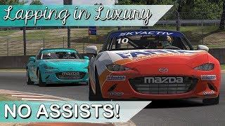 Lapping in Luxury - No assists!