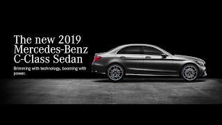 2019 Mercedes- Benz C Class by Mihir-Anoush show @ Mercedes-Benz of Encino-Teaser-Farsi