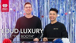 "Loud Luxury Takes ""The Booth"" For The iHeartRadio Music Awards 