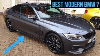 The BMW F32 435i is a Luxury Sports Coupe BARGAIN!