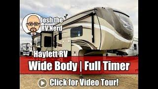 NEW MODEL! 2019 Jayco 32RLTS Pinnacle Triple Slide Wide Body Luxury Full Time Warranty Fifth Wheel