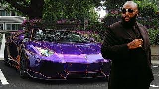 Rick Ross Luxury Cars Collection 2018