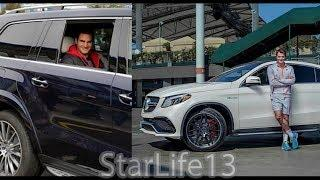 Roger Federer 2018 Cars Collection