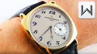 Vacheron Constantin Historiques American 1921 Yellow Gold (82035/000J-9964) Luxury Watch Review