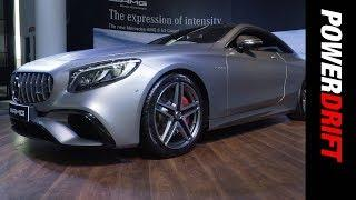 Mercedes AMG S 63 Coupe : Luxurious Performance : PowerDrift