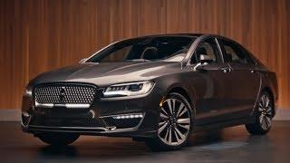 2019 Lincoln MKZ Hybrid - New Lincoln Luxury Sedan Experience