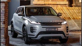 2020 Range Rover Evoque – Luxury British SUV