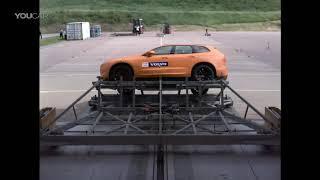 Volvo XC60 (2019 NEW) Crash Tests(1080P_HD)